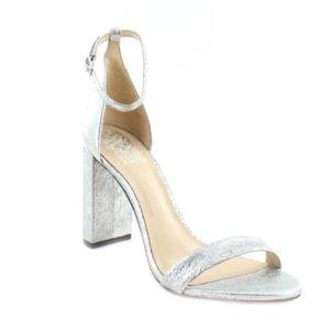Silver 'Mariana' Sandal